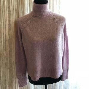 J Crew Super Soft Lavender Sweater